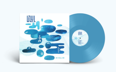 Evolve, the eco-friendly vinyl from Uzul is available for pre-order, very limited edition