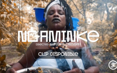 Ngaminke clip from Les Mamans du Congo & RROBIN is out !