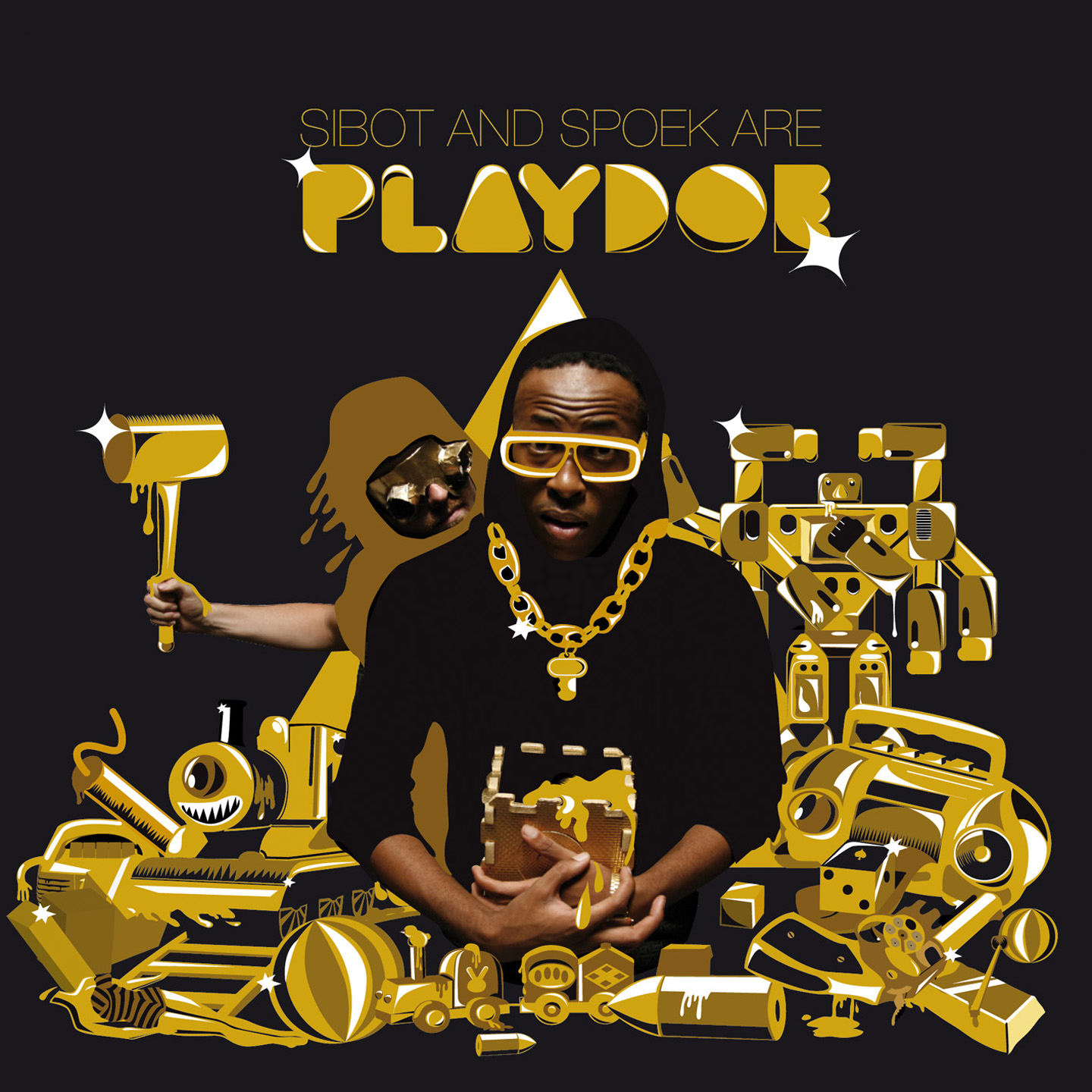 Sibot & Spoek are Playdoe