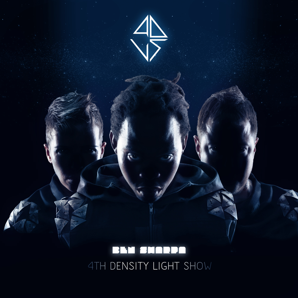 4DLS – Fourth Density Light Show