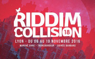 Soirée Carte Blanche Jarring Effects & JFX Lab @ Riddim Collision Festival le 17/11 !