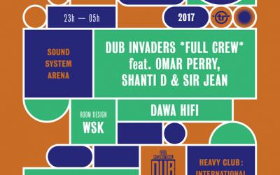 Dub Invaders live @ Dub Echo #12 (Lyon) ce vendredi !