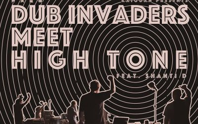 High Tone VS Dub Invaders China Tour 2017 !