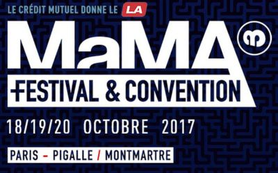 JARRING EFFECTS @ MaMA 2017 : Aamar Live & Details