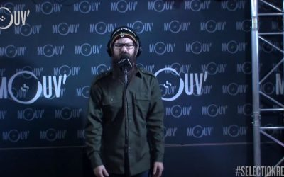 BRAIN DAMAGE MEETS HARRISON STAFFORD : En Live sur Mouv' !