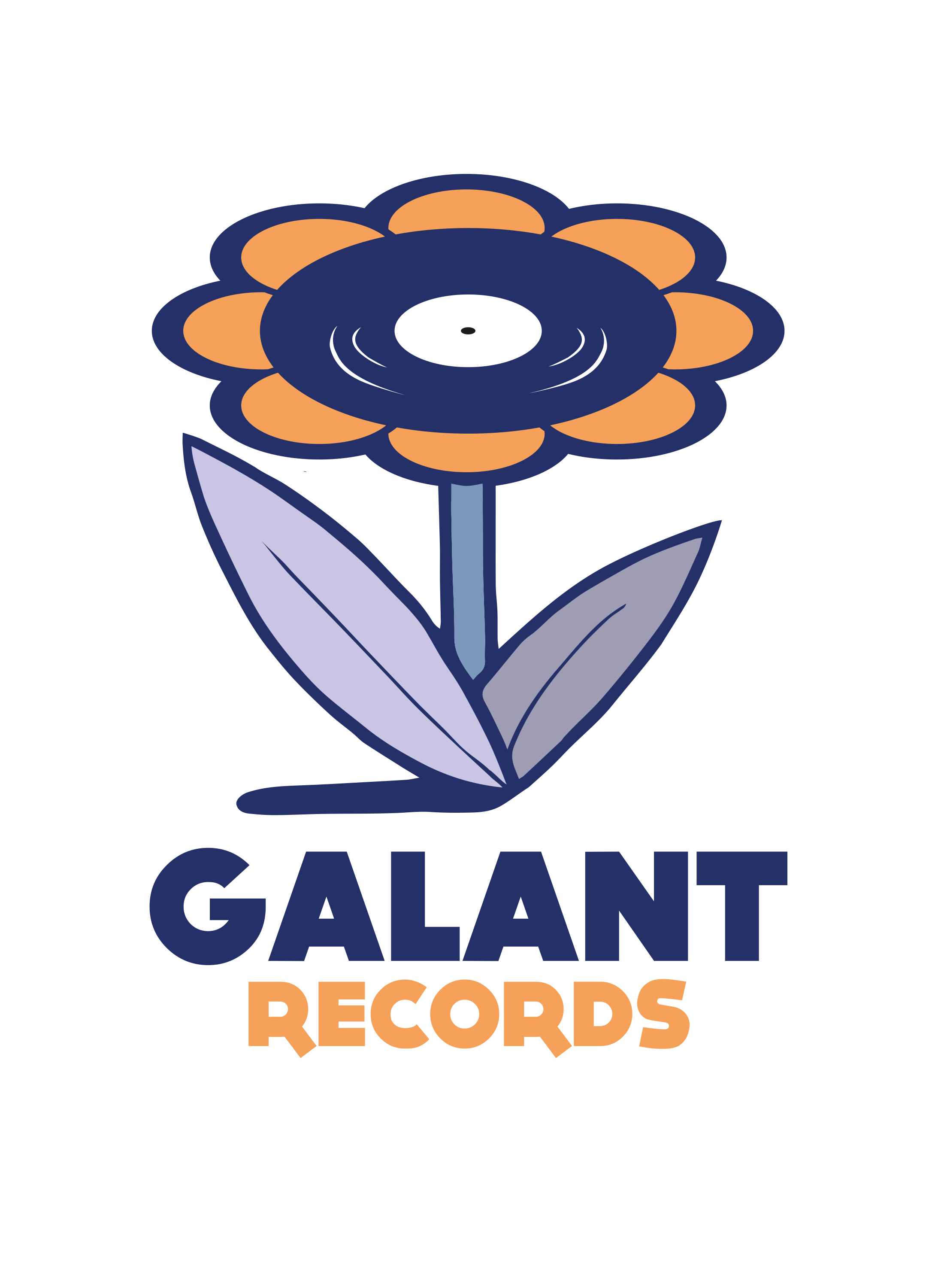 Logo du label Galant Records