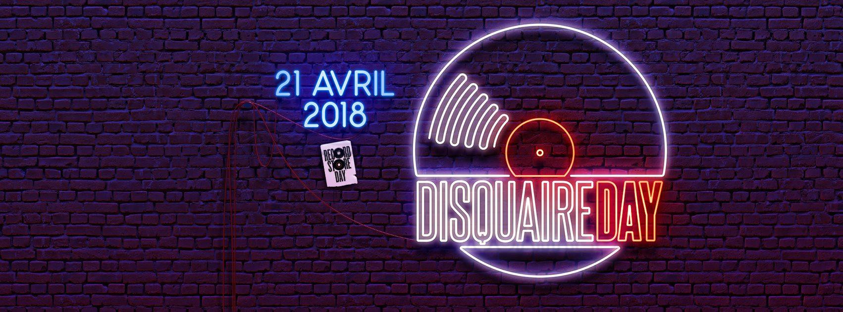 Image du Disquaire Day 2018