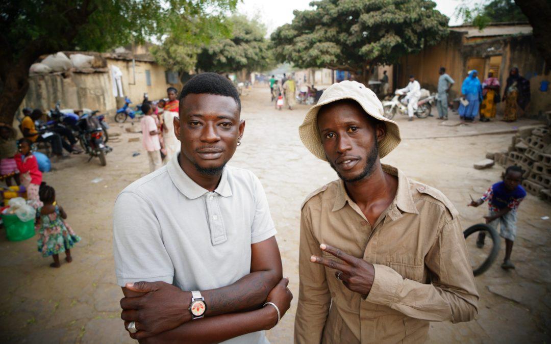 «Yayoroba», le «Balani Show» prend ses marques chez Jarring Effects avec MC Waraba & Mélèké Tchatcho