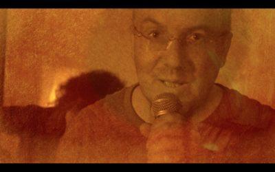 Alain Damasio & Yan Péchin – 1er clip «Overmars»