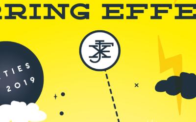 Sept sorties en trois mois, un début d'année fulgurant pour Jarring Effects