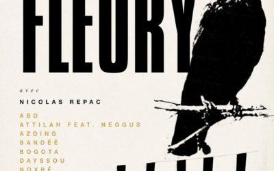 Sortie digitale de l'album Fleury avec Nicolas Repac