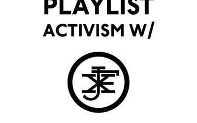Playlist audio-activisme w/ JFX