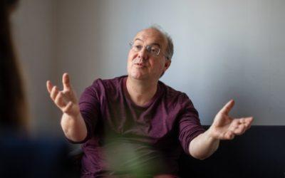 Entretien avec Alain Damasio