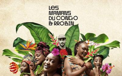 L'album Les Mamans du Congo & RROBIN sort le 13 novembre