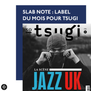 Slab note, tsugi, label