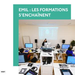 EMIL, formation,