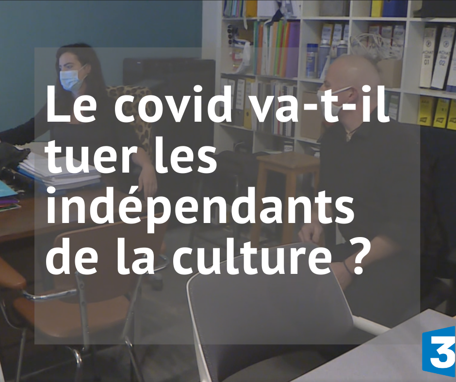 Jarring Effects, France 3, Interview, culture, indépendants, Covid