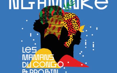Ngaminke des Mamans du Congo & RROBIN sort le 22 octobre