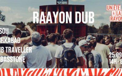Le Cabaret Dub est remplacé par le Raayon Dub