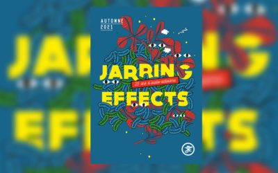 Plaquette Jarring Effects automne 2021