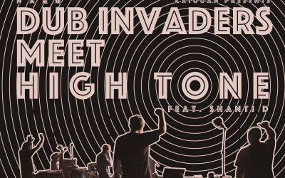 High Tone VS Dub Invaders China Tour 2017 !