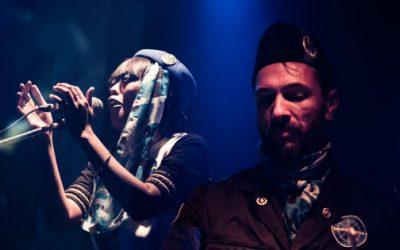 FILASTINE : Mutek Live Report