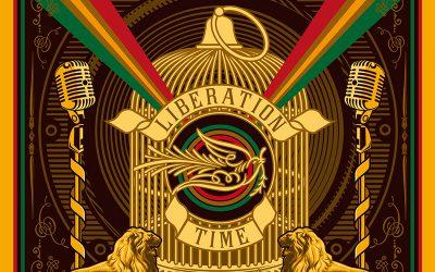 BRAIN DAMAGE MEETS HARRISON STAFFORD : Sortie de l'album «Liberation Time» !