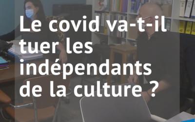 L'impact de la pandémie sur nos activités – Interview sur France 3