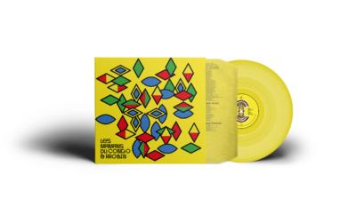 Les Mamans du Congo & RROBIN de retour en CD et vinyle